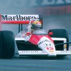 On This Day: Ayrton Senna, Triple World Champion