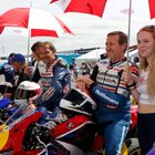 World GP Bike Legends Out in Force at Silverstone Classic