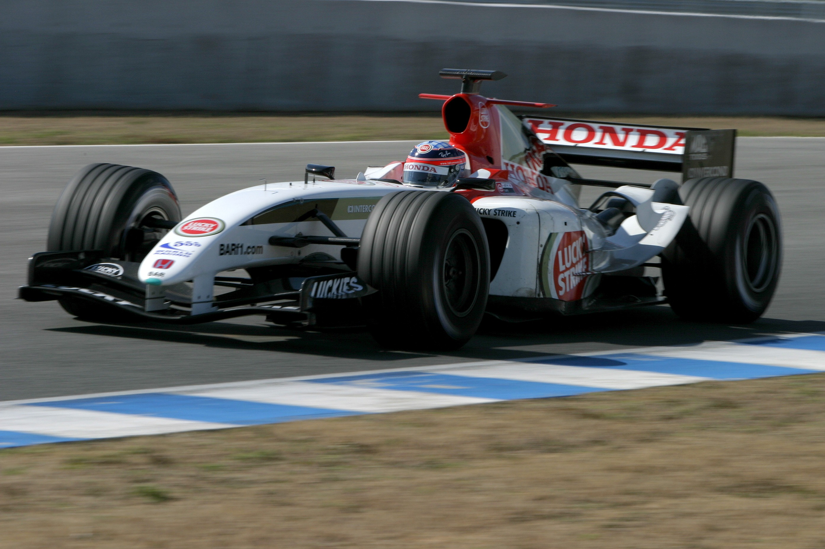 Jenson Button, BAR-Honda