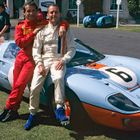 Ickx, Oliver and 1969 Le Mans Winning GT40 Announced for Goodwood