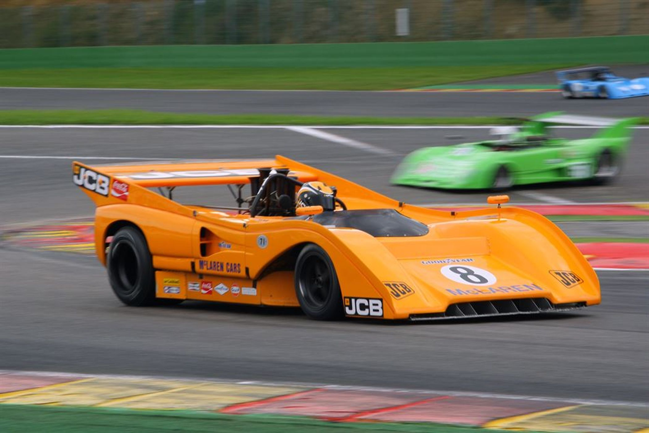 Can Am Car >> Can Am Racers In 2016 Uk Action Historicracingnews Com