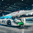 Gallery: Two Fast Movers Finally Meet - 917 and Concorde