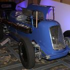 Diesel Duesenberg Indy Racer at MSHFA Ceremony