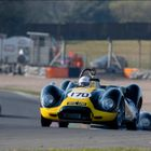 Super Start for AMOC Racing at Donington Park