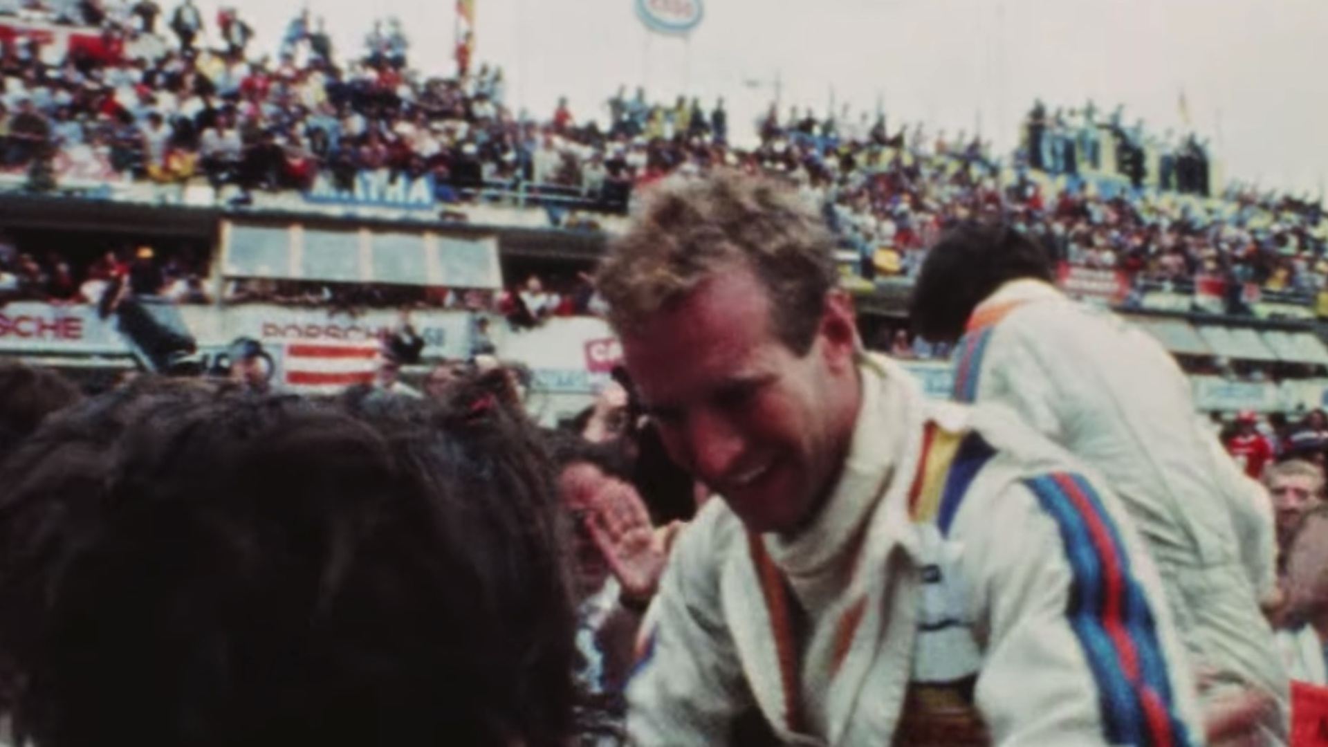 Hurley Haywood at Le Mans