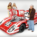 Video: Derek Bell and Five Iconic Porsches