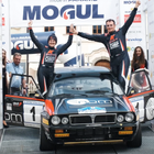 Video: Lancia Win on the Historic Vltava Rally