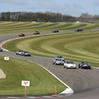 HSCC Races at Heart of Donington Historic Festival