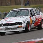 Entries Building for HSCC's Dunlop Saloon Car Cup