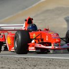 Formula One Ferraris at Laguna Seca this Weekend