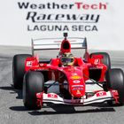 Laguna Seca Thrills to the Sound of F1 Ferraris