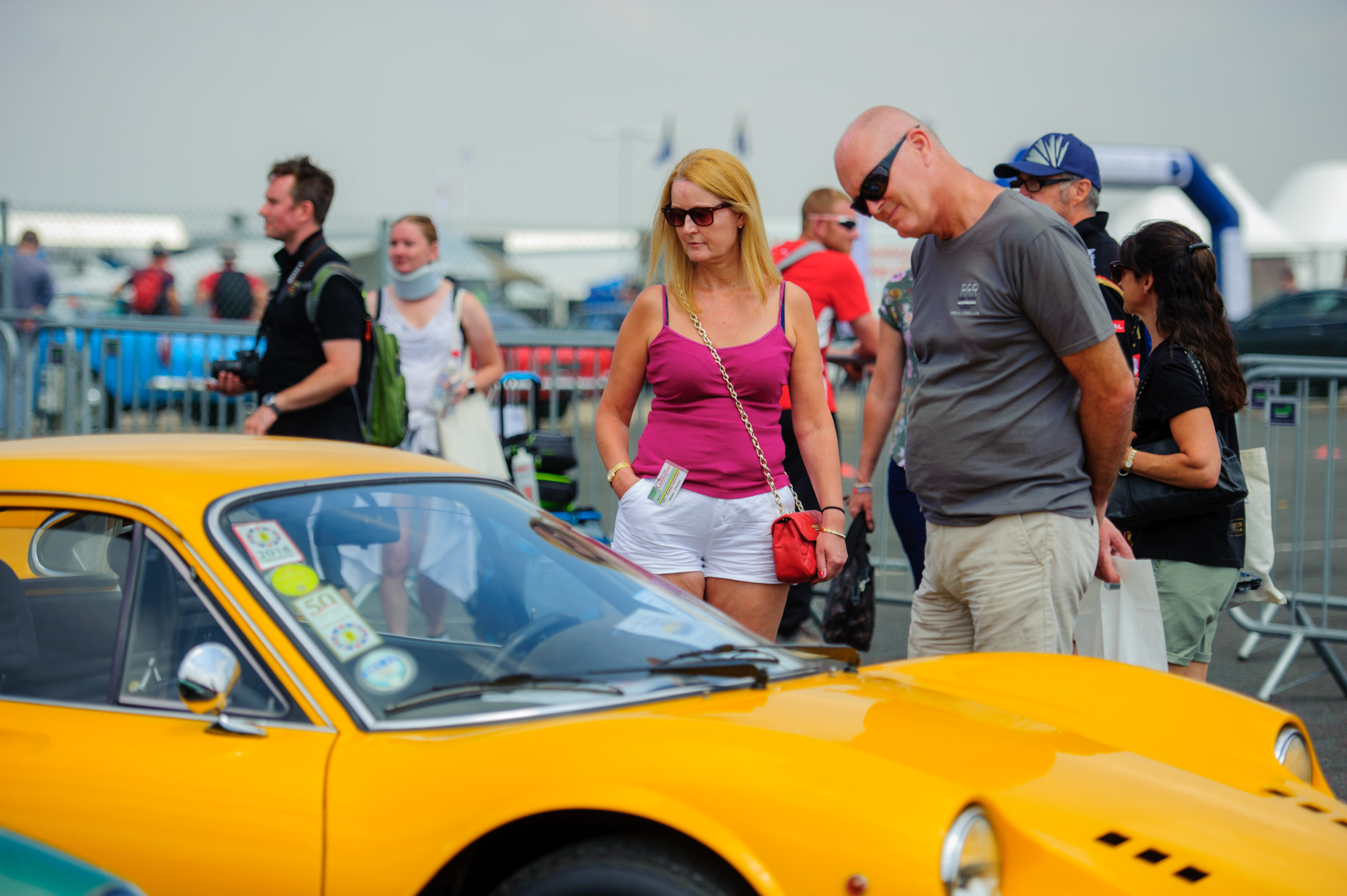 Car Club at the Silverstone Classic