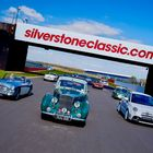 Car Club Cornucopia at Silverstone Classic
