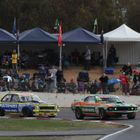 Trophy Race Steals Touring Car Masters Show at Winton