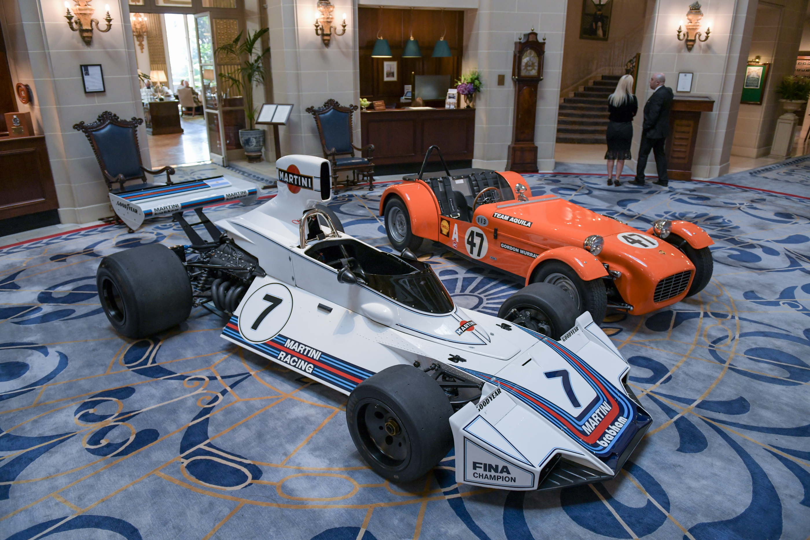 Cars of Gordon Murray