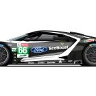 Retro Liveries for Ford's Le Mans Challengers