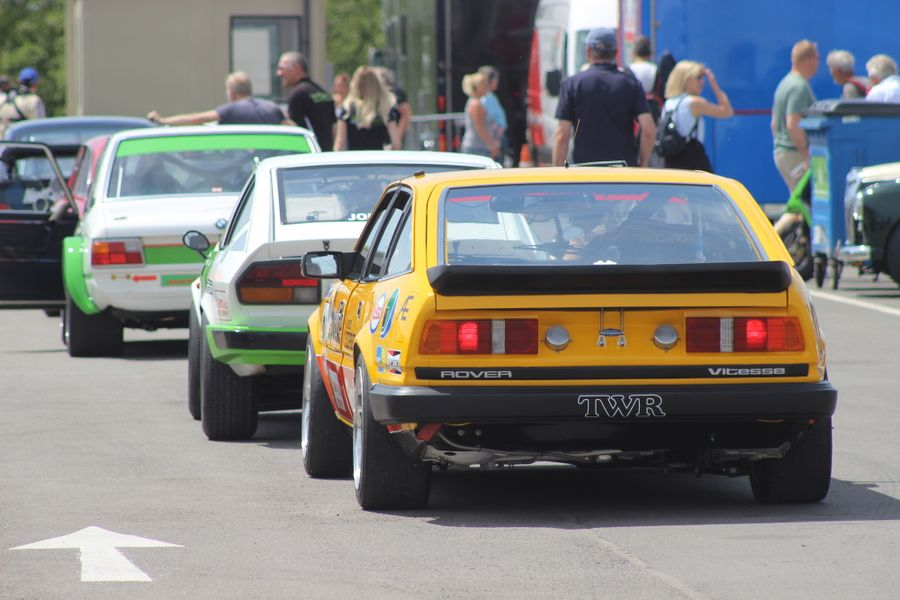 Historic Touring Car Challenge Runners