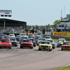 Storming Opening Day at Thruxton Motorsport Celebration