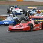 Formula Three Grid To Hit Fifty at Silverstone Classic