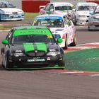 Whyte Takes Dunlop Saloon Car Cup One-Two