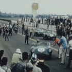 Video: Aston Martin Mark Anniversary of 1959 Le Mans Win