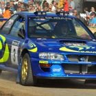 Group B Rally Cars for Silverstone Classic