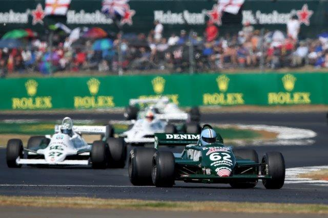 Historic F1 at Silverstone