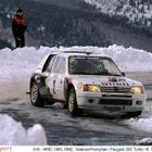 Peugeot 205 T16 1985 Monte Carlo Rally