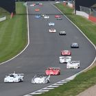 Twenty-Five car HSCC Thundersports Field for Brands Hatch