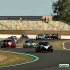 Masters Racers Soak up the Heat at Magny-Cours