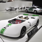 Rare Porsches on Show at Festival of Speed