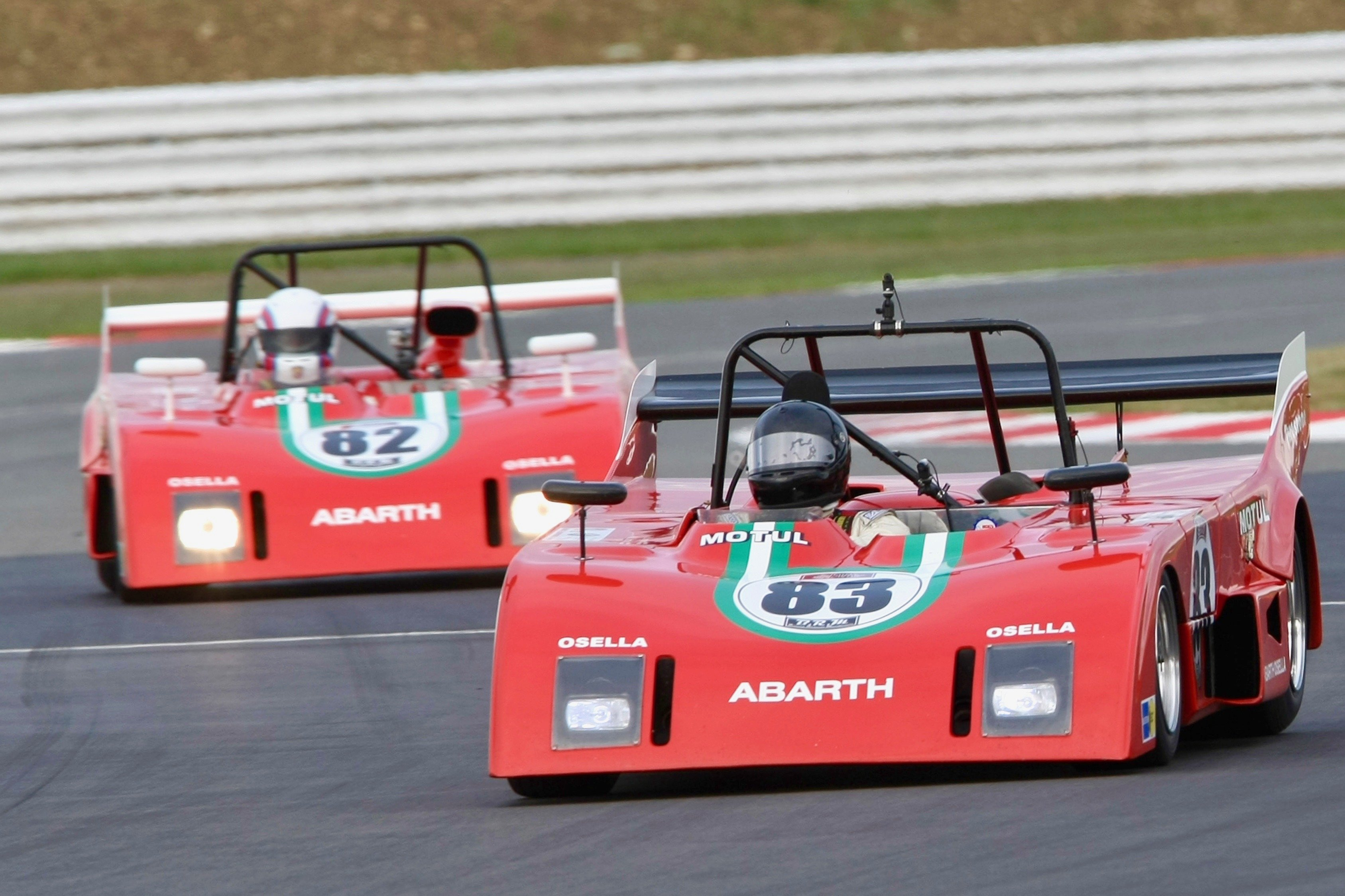 Abarth Group 5 cars.