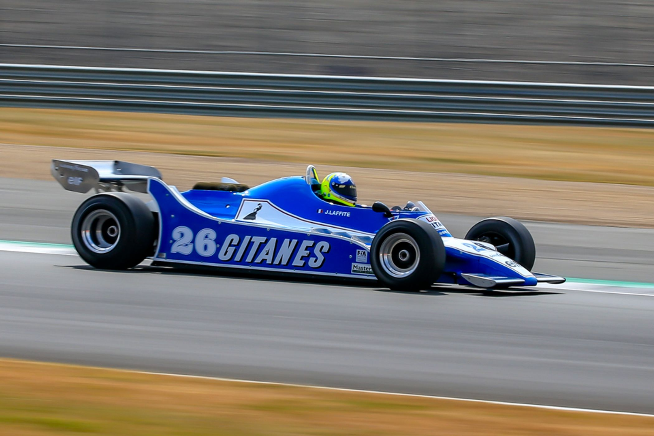 Big Grids and Great Racing in Store from Historic Formula