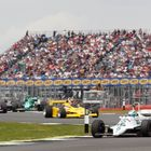 Twenty Two Cars for British Grand Prix Historic F1 Support Race