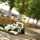 Video: The Championship Winning Brawn BGP 001 at Goodwood!