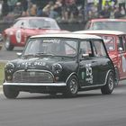 Mini Cooper at Castle Combe