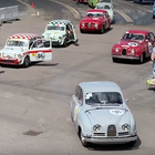 Video: Saabs Dominate Swedish 1000cc Touring Car Roll Out!