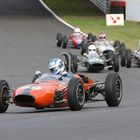 Formula Juniors at Brands Hatch
