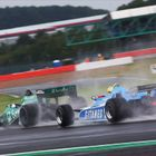 F1 Battles, Endurance Legends and Top Sportsmanship at the Silverstone Classic