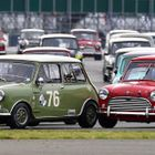 Record-Breaking Silverstone Classic Comes to a Close!