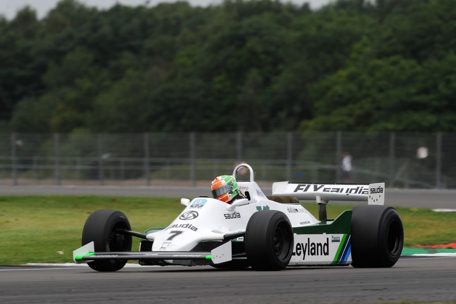 Mike Cantillon, Williams FW07C
