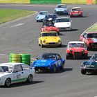 HSCC Championships Entertain at Croft