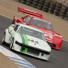 The Amelia in Monterey Race Action!