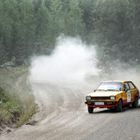 Dramatic Day Two Sees Finns Take Lahti Rally Win