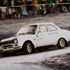 Video: Tackling the Finnish Forests in a Twin Cam Escort!