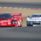 Monterey Motorsports Reunion - Run Groups and Timetable
