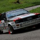 Truncated Day One on Rally Alpi Orientali Historic