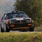 'Lucky' Win on Rally Alpi Orientali Historic
