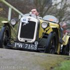 VSCC Winter Driving Tests at Brooklands