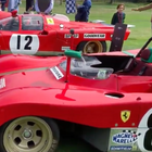 2019 Pebble Beach Concours d'Elegance - The Race Cars